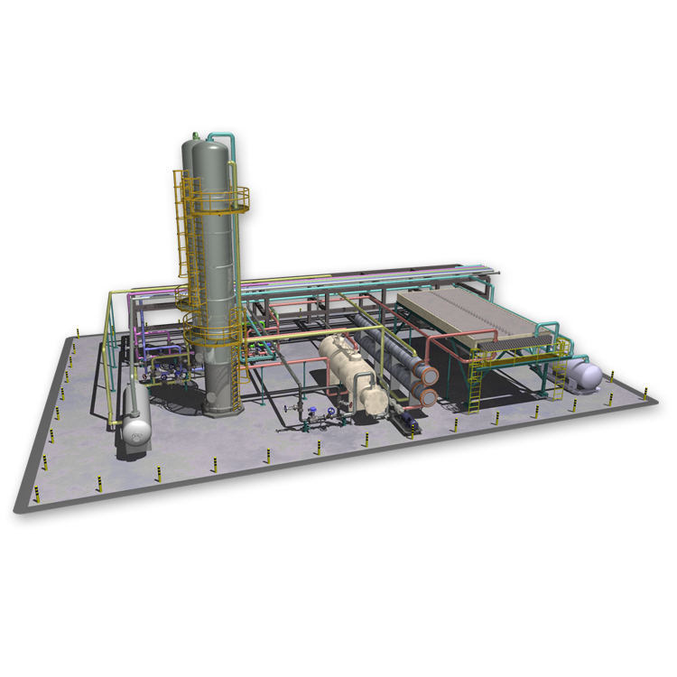 Amine Treatment Plant